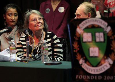 RoseanneBarr-PresidentialCampaign-Documentary-ProPotSpeech