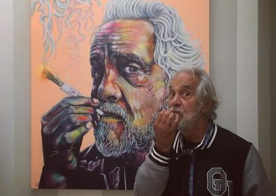 Tommy Chong OU Jacket