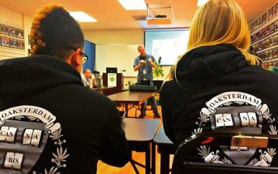 Oaksterdam Offers Hands-On Horticulture Lessons To Cannabis Students