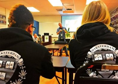 Forbes: Oaksterdam Offers Hands-On Horticulture Lessons To Cannabis Students