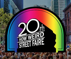 How Weird Street Faire