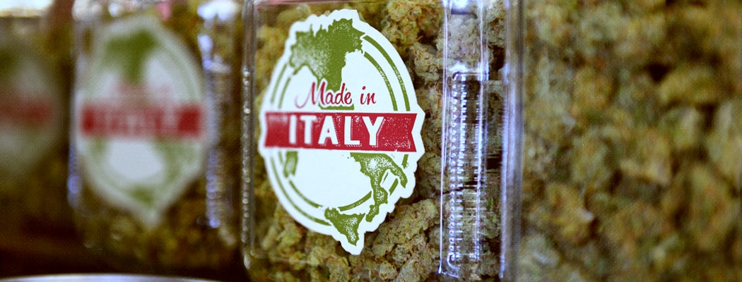 Italy to Triple Medical Cannabis Cultivation