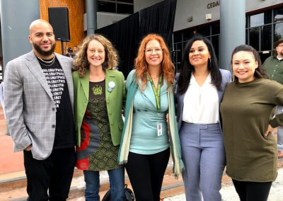 """""""A Time to Heal: Social Justice Summit & Job Fair"""" held at the Los Angeles Trade-Technical College Feb. 22, 2020"""
