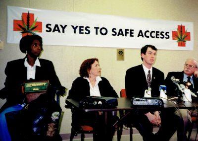 OCBC press conference's 98