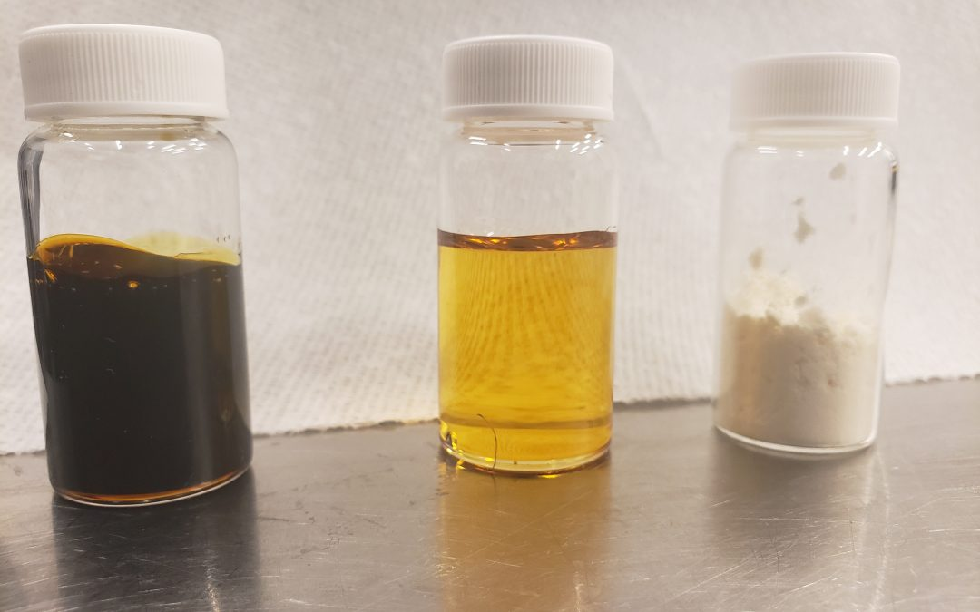 FECO, Distillate & Isolate: What's the Difference?